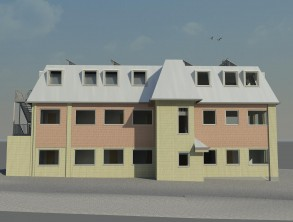 Jenna 3D View front